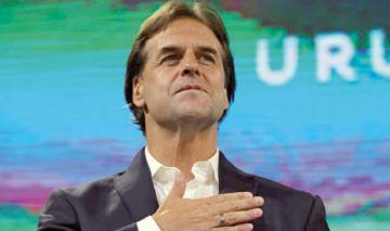 Lacalle pone fin a la era de la izquierda uruguaya