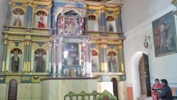Proyectan la restauración del templo de San Pedro