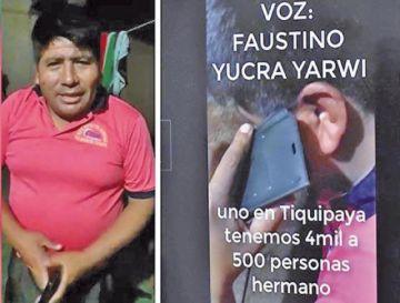 Enviarán a Colombia audio en el que Evo ordena cercar ciudades