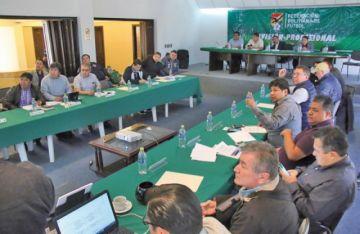 La FBF convocó a un congreso en Tarija