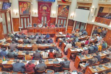 Legislativo aprueba reglamento y convocatoria para nuevos vocales