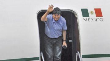 Fiscalía e Interpol niegan que exista notificación azul contra Evo Morales