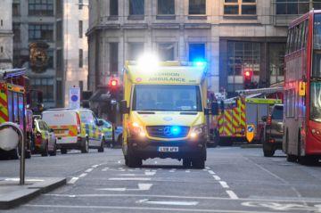 Conmoción en Londres por atentado terrorista