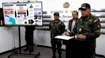 Banda criminal tráficaba droga de Colombia a Chile