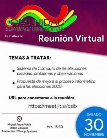 Informáticos del país debaten sobre el cómputo electoral