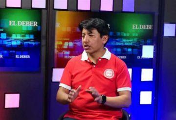 Pumari afirma que hará lo correcto por Bolivia para ser candidato o no
