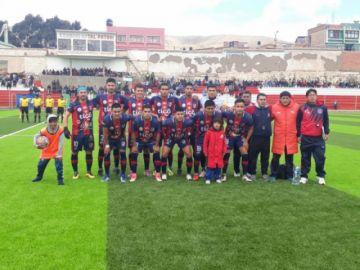 San Lorenzo luchará por su pase ante Real Tomayapo