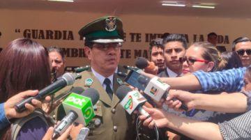 """Policía pone en marcha plan de seguridad integral """"Todos por Bolivia"""""""