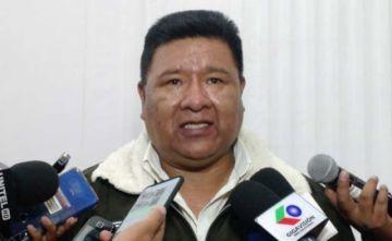 Choque: Si se permite retorno de Evo, será jefe de campaña del MAS