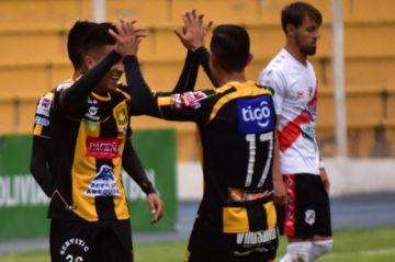 Nacional recibe cuatro zarpazos del Tigre