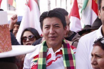 """Pumari sobre pacto de Camacho con el MNR: """"Hay sumas que restan"""""""