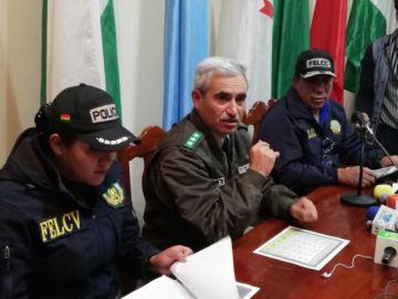 Policía lanza plan de seguridad para diciembre