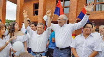 FRI ratifica su apoyo a Carlos Mesa y niega un acuerdo con Camacho
