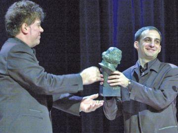Amenábar y Almodóvar son favoritos para los Goya 2020