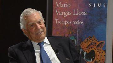 Vargas Llosa relieva tragedias como fuente de inspiración