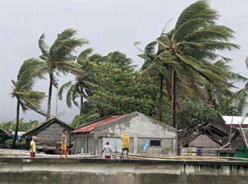El tifón Kammuri deja víctimas y daños en Filipinas
