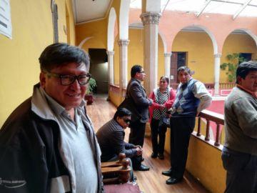 Pumari busca consenso para ir como candidato a la presidencia