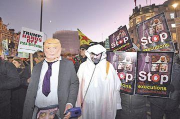La Cumbre de la OTAN provoca ola de protestas