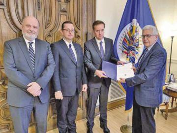 OEA ratifica irregularidades en el proceso electoral de octubre