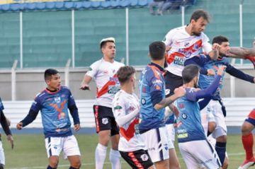 Nacional roba un punto a Guabirá en Montero