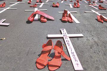 La Fiscalía registra 107 casos de feminicidios hasta diciembre