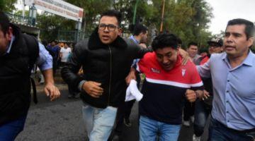 Enfrentamientos y agresiones en la UMSS por la llegada de Marco Pumari