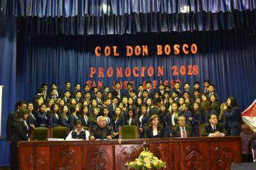 La nota más alta en el bachillerato en Potosí es de 99.5 esta gestión