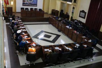 Hay siete postulantes al Tribunal Electoral