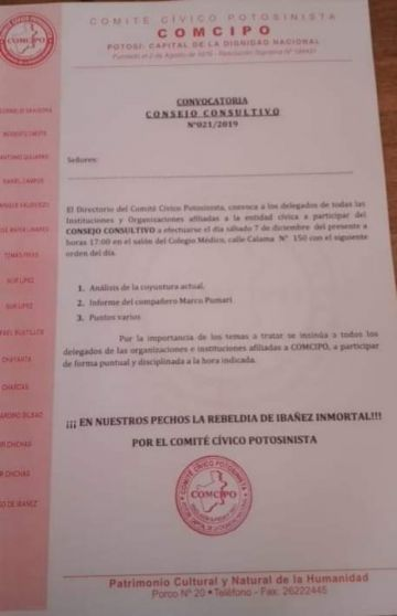 Confirman Consejo Consultivo para determinar si Pumari va de candidato