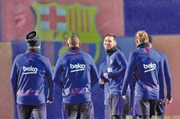 Barcelona quiere consolidar su liderato ante Mallorca