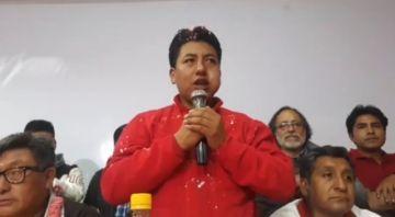 Marco Pumari habla en exclusiva con El Potosí
