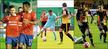 Wilstermann, Bolívar y The Strongest no se dan tregua