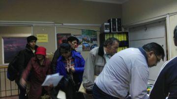 Reciben propuestas para vocales del TDE de Potosí