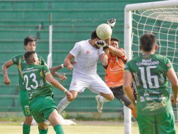Real Santa Cruz venció a Tomayapo