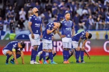 Cruzeiro cae a Segunda División en Brasil