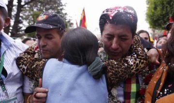 """Camacho afirma que Pumari lleva la """"escuela"""" del MAS y que no distingue la corrupción"""