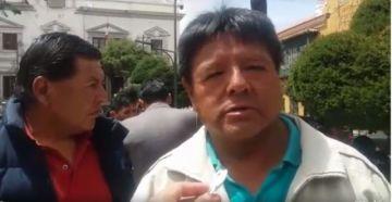 Cívicos de Puna ratifican pedido de renuncia del alcalde y los concejales