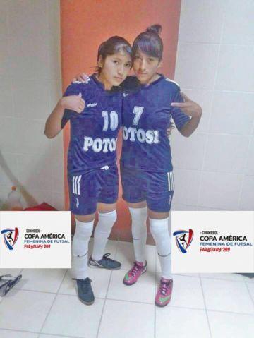 Potosinas son convocadas a la selección boliviana