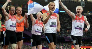 Rusia queda fuera de toda competencia