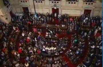 Siga en directo cómo asume el nuevo presidente en Argentina