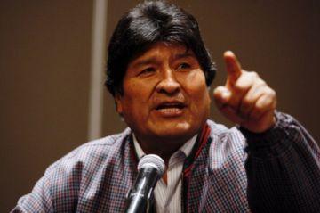 Evo busca radicar en Argentina tras la posesión presidencial