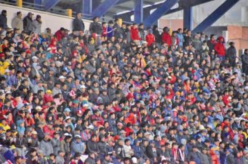 Dirigencia pondrá 2.000 entradas a la venta para el duelo contra Royal Pari