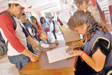 Gobierno prevé que el 3 de febrero comience la gestión escolar 2020