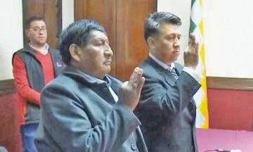 Un dirigente de la COB asume como viceministro