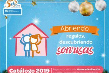 Campaña navideña de Aldeas SOS llega con novedades
