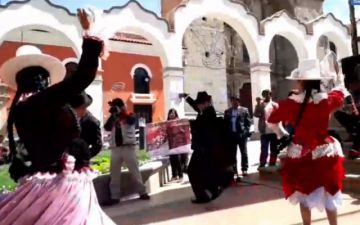 Acto de aniversario de Potosí como patrimonio mundial