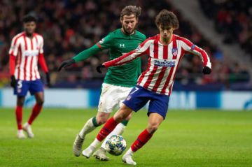 Atlético de Madrid doblegó a Lokomotiv