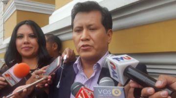 """El MAS exige a Áñez aprobar o rechazar la """"ley de la impunidad"""""""