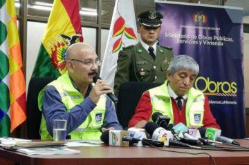 Gobierno de Evo malgastó 75 % de Bs 77.000 MM en vías deficientes