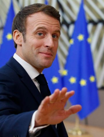Macron ofrece diálogo para bajar tensión